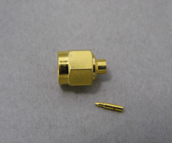 SMA Male Connector For RG